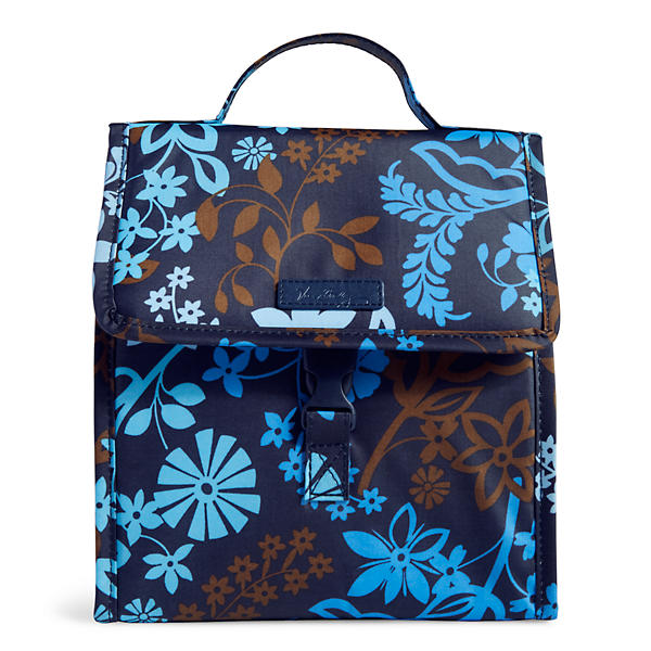 Vera Bradley Lunch Sack in Java Floral