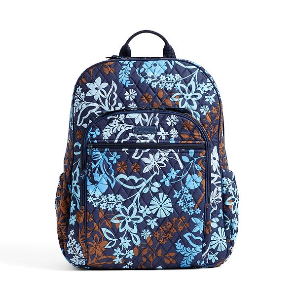 Vera Bradley Campus Tech Backpack in Java Floral