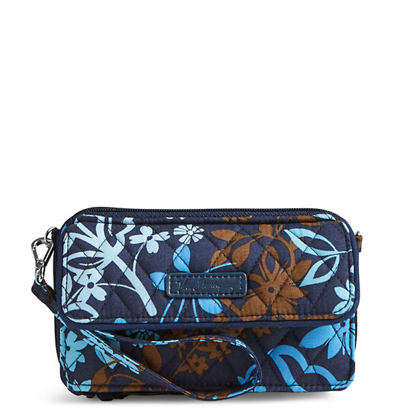Vera Bradley All in One Crossbody and Wristlet for iPhone 6+ in Java Floral