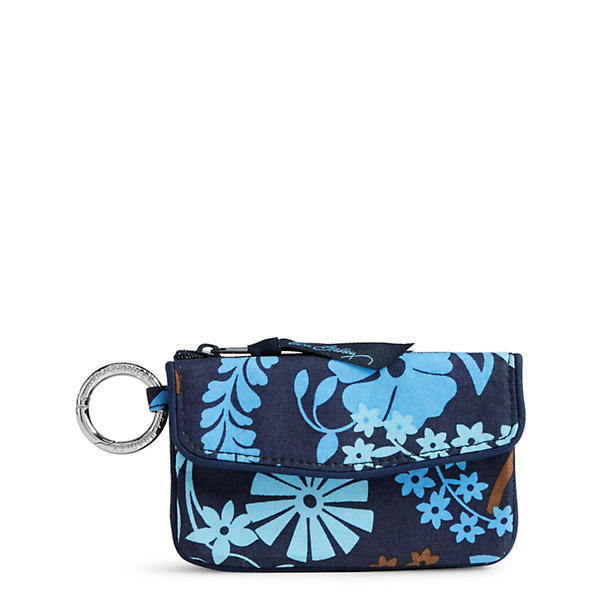 Vera Bradley Jen Zip ID Case in Java Floral
