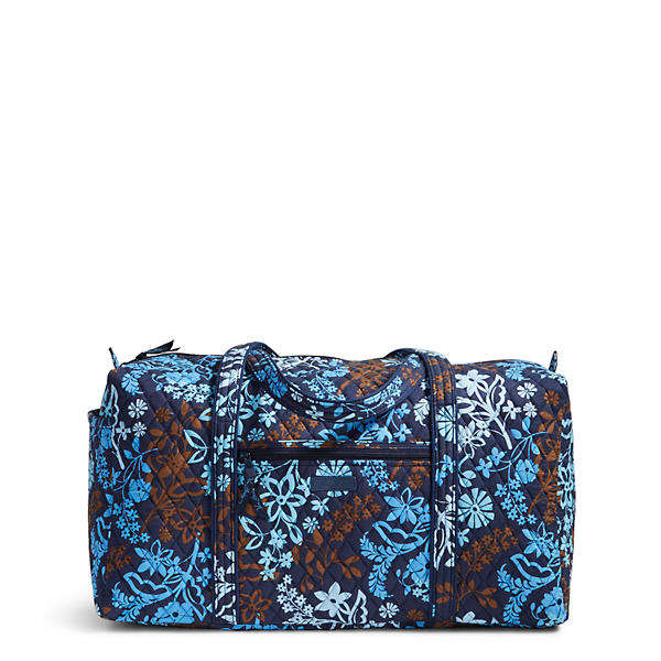 Vera Bradley Large Duffle 2.0 Travel Bag in Java Floral