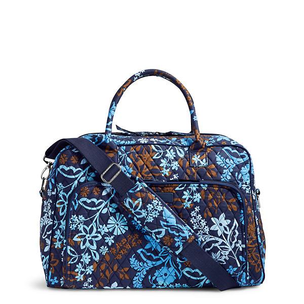 Vera Bradley Weekender Travel Bag in Java Floral