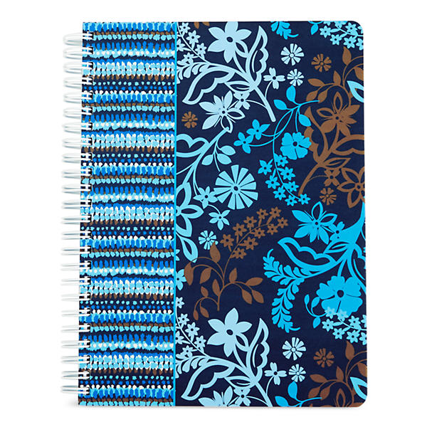 Vera Bradley Mini Notebook in Java Floral
