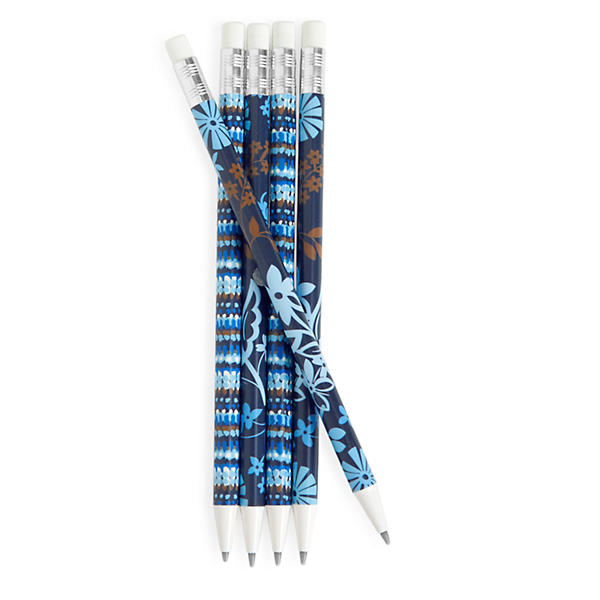 Vera Bradley Mechanical Pencil Set in Java Floral