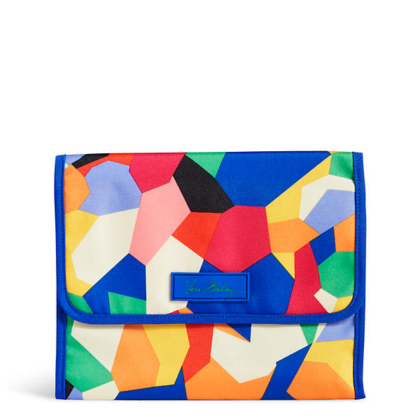 Vera Bradley Stow and Go Travel Jewelry Folio in Pop Art