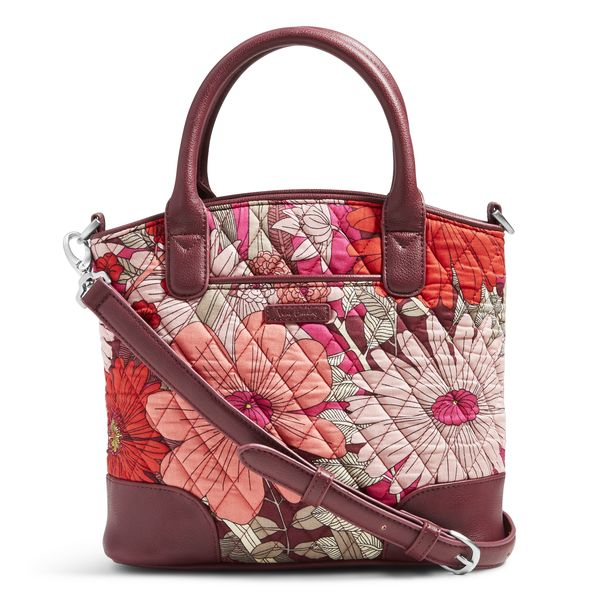 Vera Bradley Day Off Crossbody Bag in Bohemian Blooms