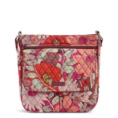 Double Zip Mailbag in Bohemian Blooms