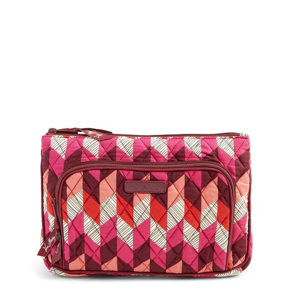 Vera Bradley Little Hipster Crossbody in Bohemian Chevron