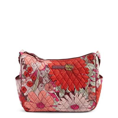 On the Go Crossbody in Bohemian Blooms