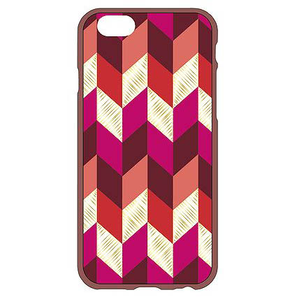 Vera Bradley Flexible Frame Case for iPhone 7 in Bohemian Chevron