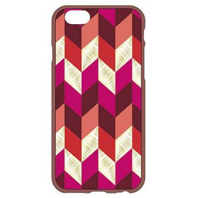 Flexible Frame Case for iPhone 7 in Bohemian Chevron