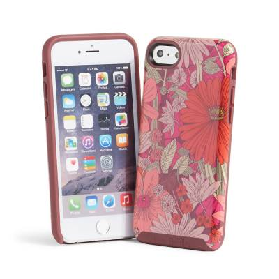 Hybrid Case for iPhone 7 in Bohemian Blooms