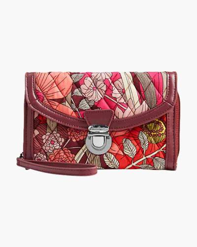Ultimate Wristlet in Bohemian Blooms