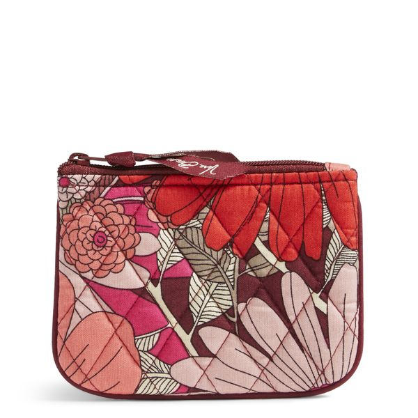Vera Bradley Coin Purse in Bohemian Blooms