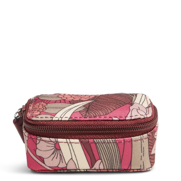 Vera Bradley Lighten Up Every Little Thing Case in Bohemian Blooms
