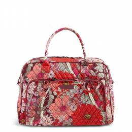 Vera Bradley Weekender Travel Bag in Bohemian Blooms