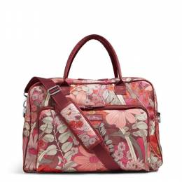 Vera Bradley Lighten Up Weekender in Bohemian Blooms