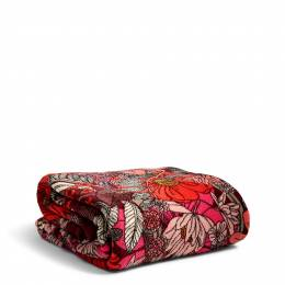 Vera Bradley Cozy Throw Blanket in Bohemian Blooms