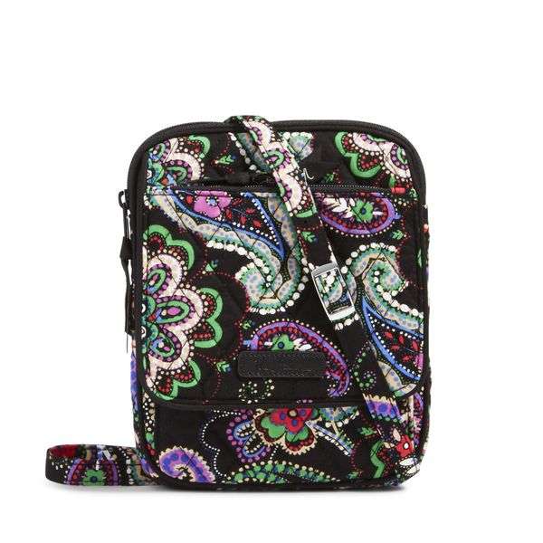 Vera Bradley Mini Hipster Crossbody in Kiev Paisley