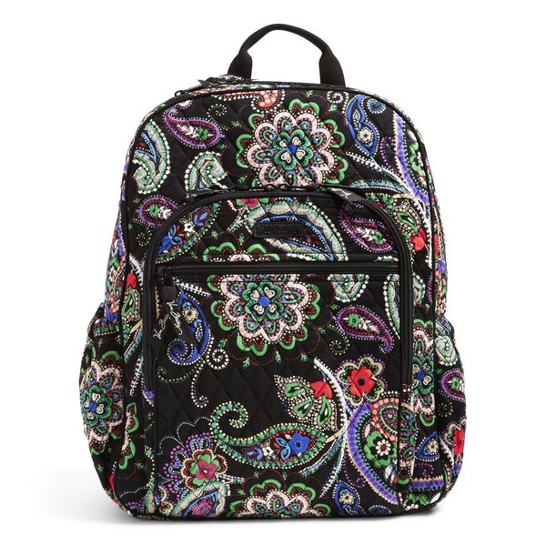 Vera Bradley Campus Tech Backpack in Kiev Paisley