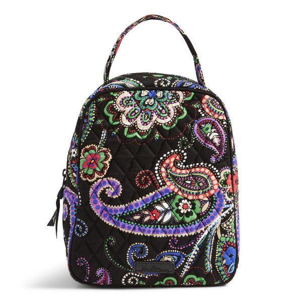 Vera Bradley Lunch Bunch Bag in Kiev Paisley