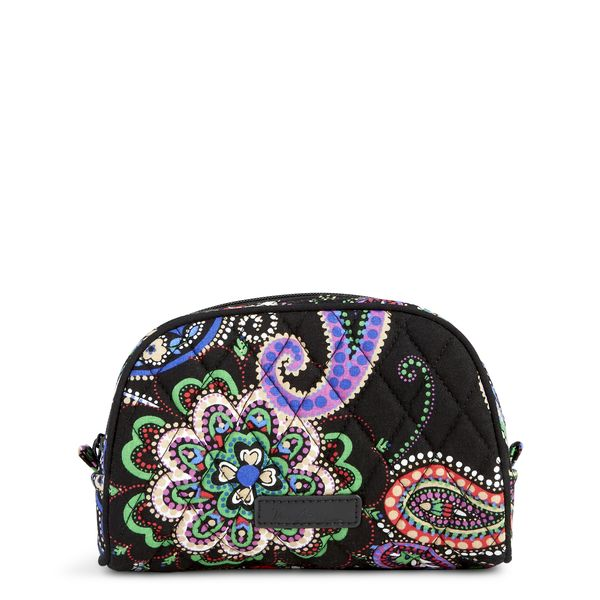 Vera Bradley Small Zip Cosmetic in Kiev Paisley