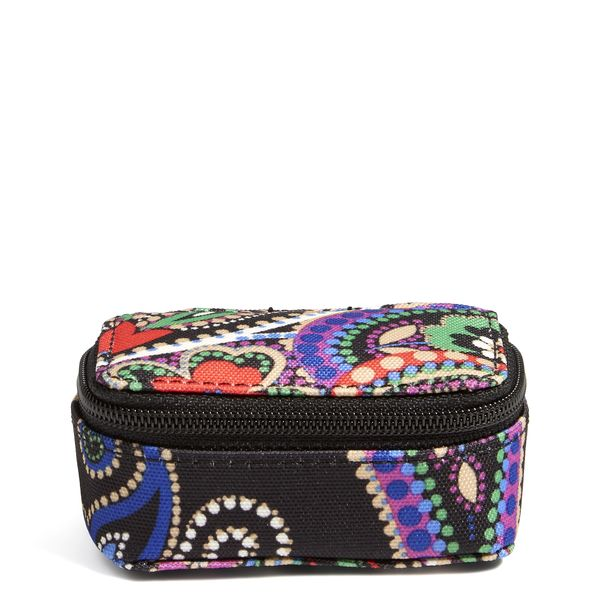 Vera Bradley Lighten Up Every Little Thing Case in Kiev Paisley