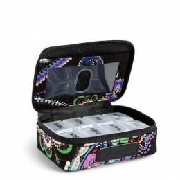 Vera Bradley Travel Pill Case in Kiev Paisley