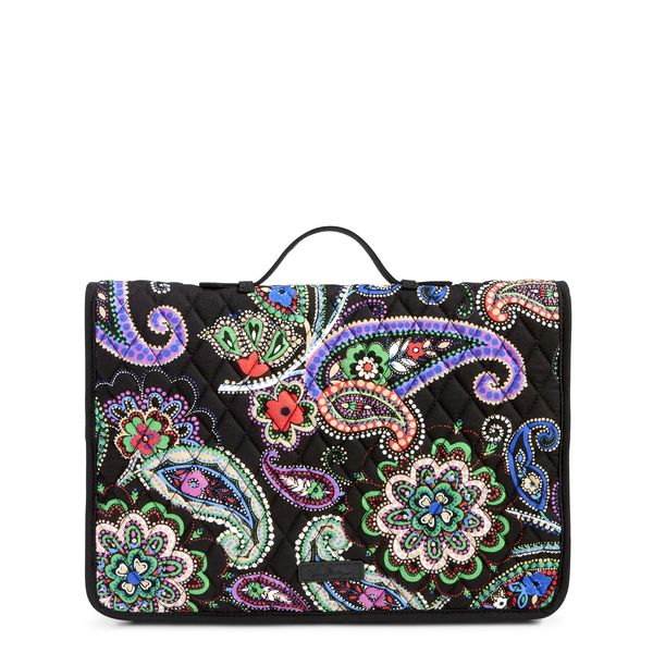 Vera Bradley Ultimate Jewelry Organizer in Kiev Paisley