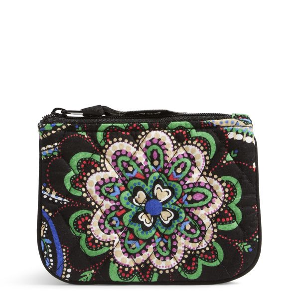 Vera Bradley Coin Purse in Kiev Paisley