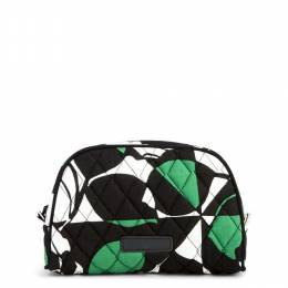 Vera Bradley Small Zip Cosmetic in Imperial Rose