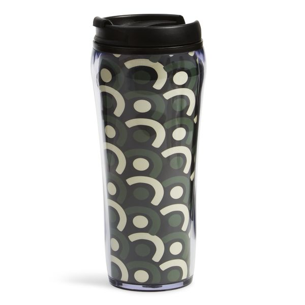 Vera Bradley Travel Mug in Imperial Tile