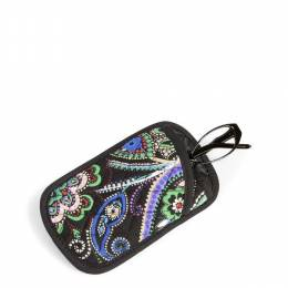 Vera Bradley Double Eye Case in Kiev Paisley