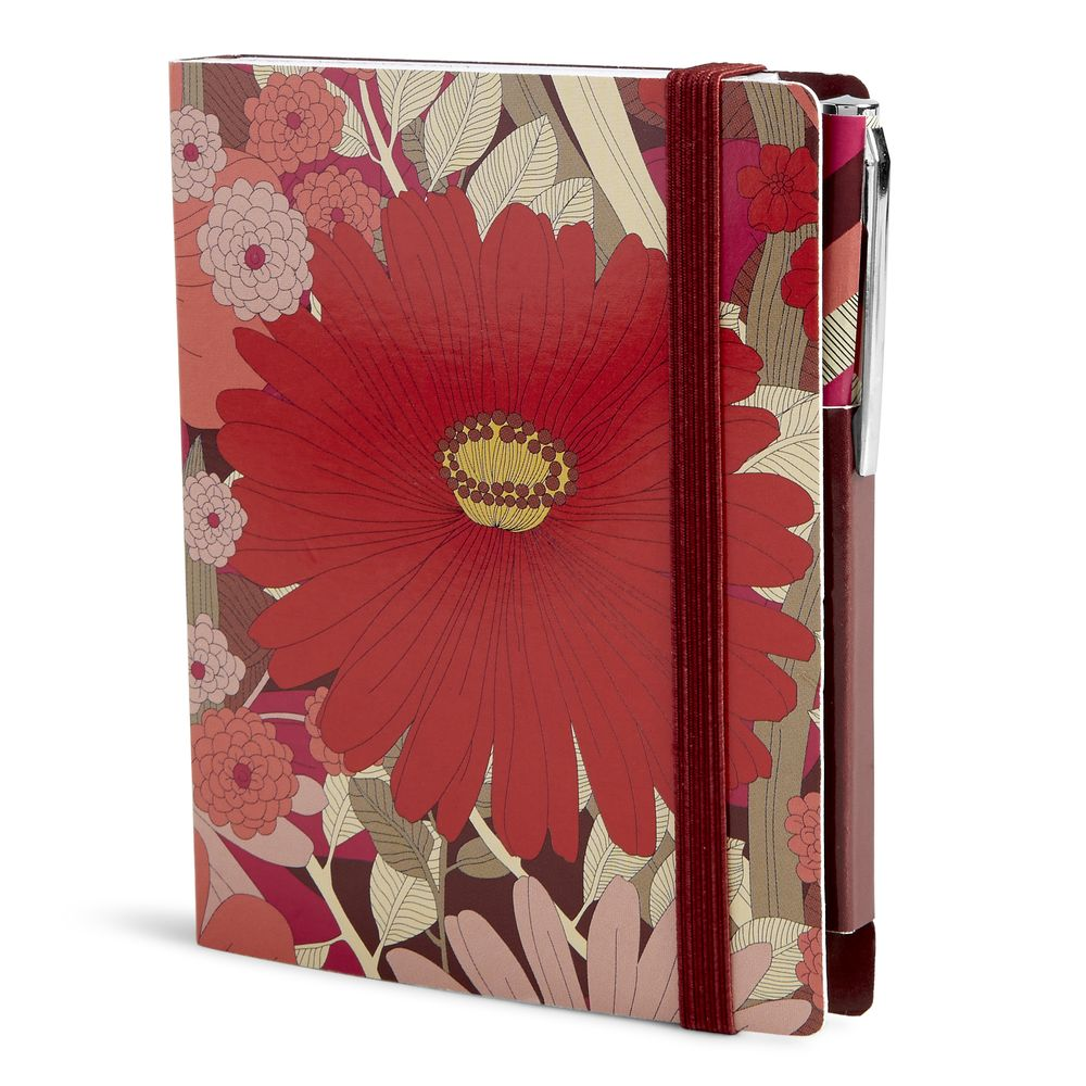 Vera Bradley Pocket Note Set in Bohemian Blooms