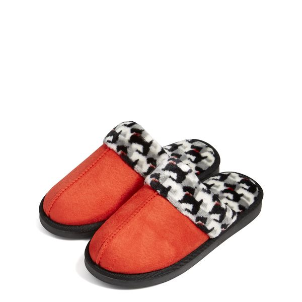 Vera Bradley Cozy Slippers in Scottie Dogs