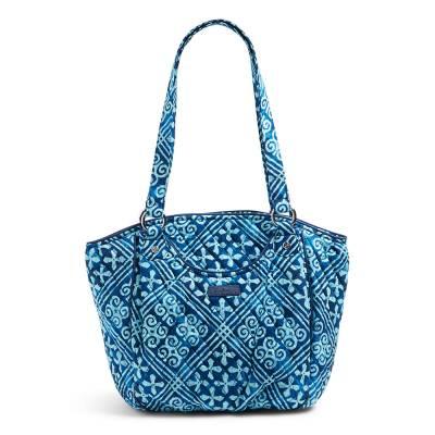 Glenna Shoulder Bag in Cuban Tiles