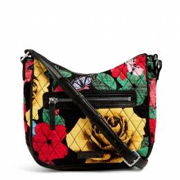 Vera Bradley Mini Vivian Crossbody in Havana Rose