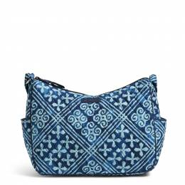 Vera Bradley On the Go Crossbody in Cuban Tiles