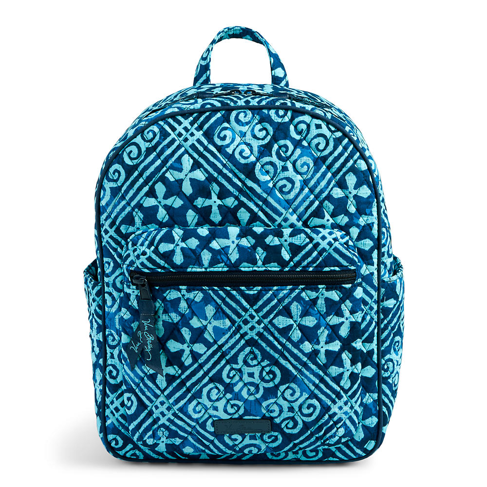 Vera Bradley Leighton Backpack in Cuban Tiles