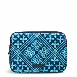 Vera Bradley E-Reader Sleeve in Cuban Tiles