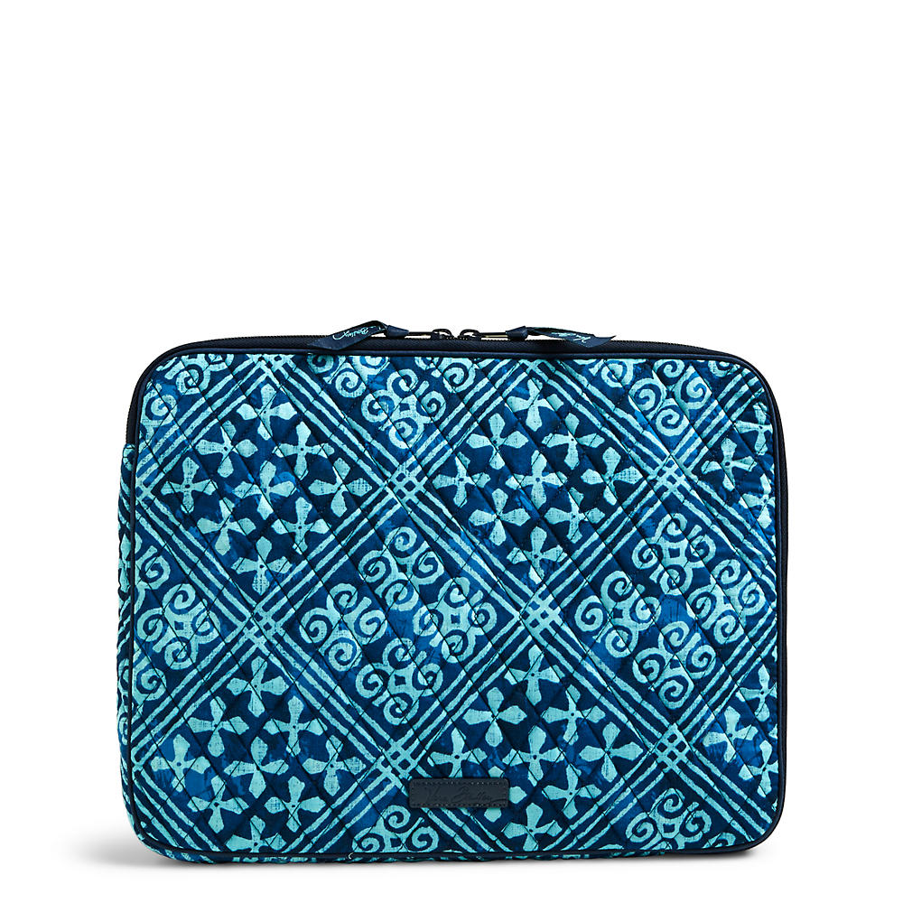 Vera Bradley Laptop Sleeve in Cuban Tile
