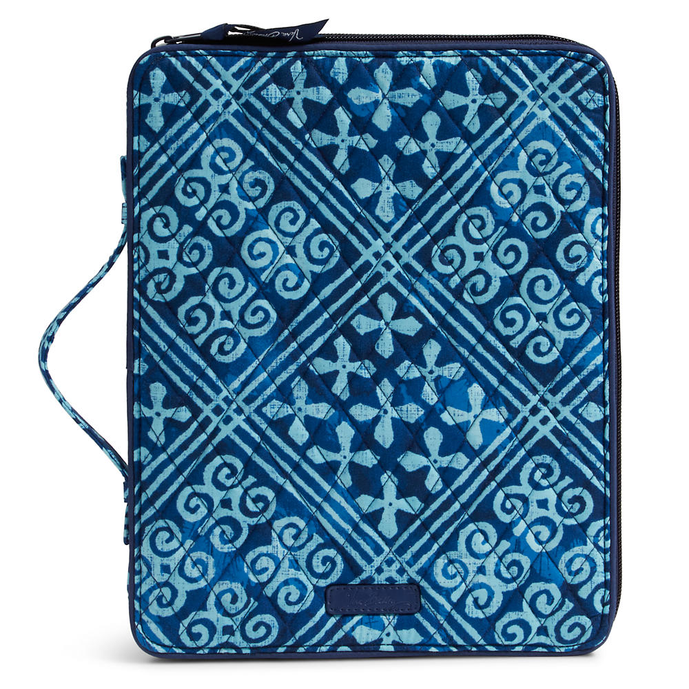 Vera Bradley Tablet Tamer Organizer in Cuban Tiles