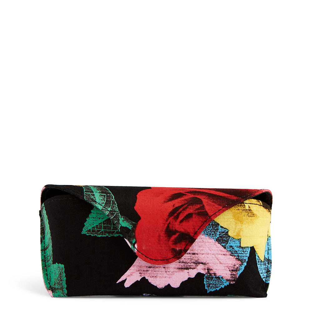 Vera Bradley Eyeglass Case in Havana Rose
