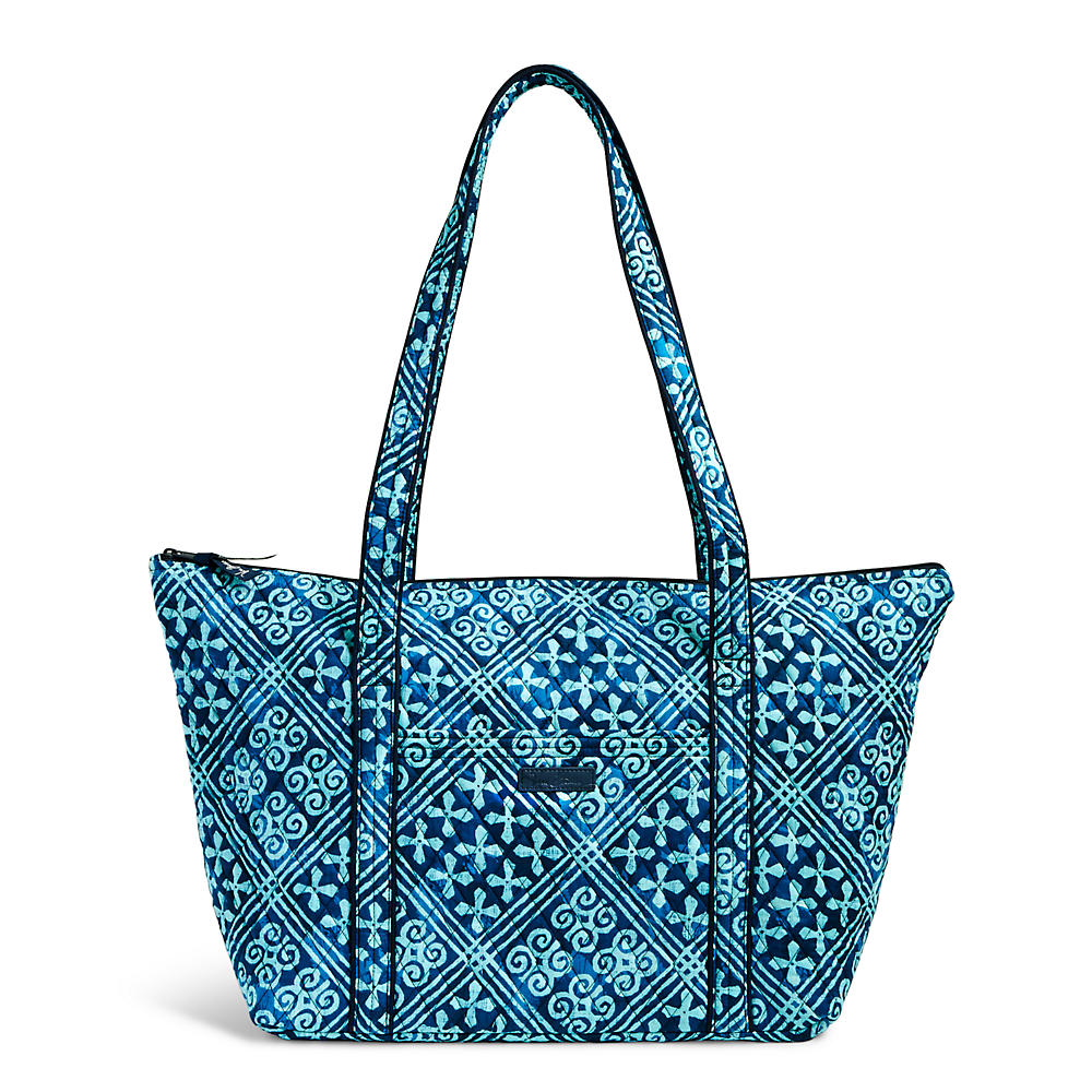 Vera Bradley Miller Travel Bag in Cuban Tiles