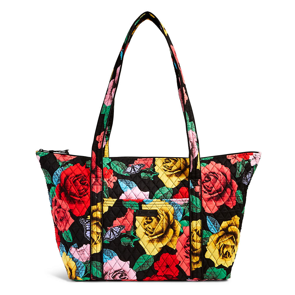 Vera Bradley Miller Travel Bag in Havana Rose