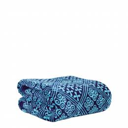 Vera Bradley Throw Blanket in Cuban Tiles