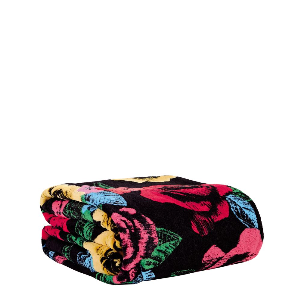 Vera Bradley Throw Blanket in Havana Rose