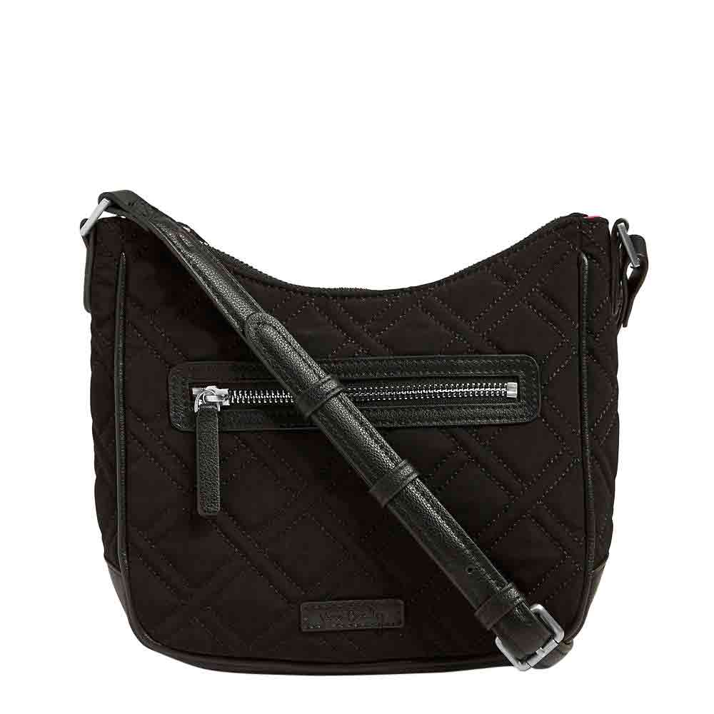 Vera Bradley Mini Vivian Crossbody in Classic Black