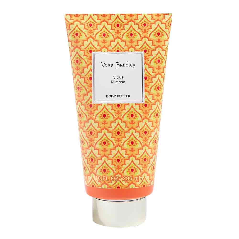 Vera Bradley Body Butter 10 oz. in Citrus Mimosa