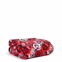Vera Bradley Throw Blanket in Havana Hothouse